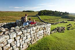 Housteads, Hadrians Wall